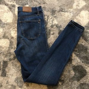 Madewell jeans!